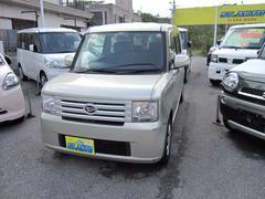 沖縄の中古車 ダイハツ ムーヴコンテ 車両価格 53万円 リ済込 平成21年 9.9万K ゴールドM