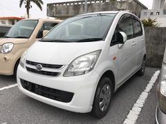 沖縄の中古車 ダイハツ ムーヴ 車両価格 29万円 リ済別 平成20年 7.3万K ホワイト