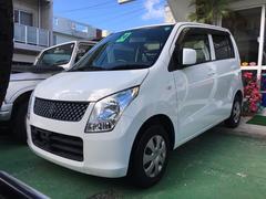 沖縄の中古車 スズキ ワゴンR 車両価格 44万円 リ済込 平成24年 7.7万K ホワイト