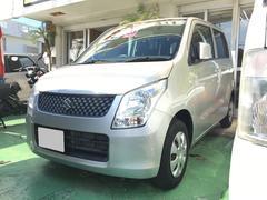 沖縄の中古車 スズキ ワゴンR 車両価格 66万円 リ済込 平成23年 1.7万K シルバー