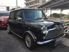 沖縄の中古車 ローバー ローバー MINI 車両価格 98万円 リ済別 1998年 4.6万K ブラック