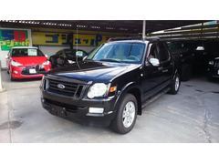 沖縄の中古車 フォード フォード エクスプローラースポーツトラック 車両価格 235万円 リ済込 2007年 3.0万K ブラック