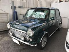 沖縄の中古車 ローバー ローバー MINI 車両価格 89万円 リ済込 1997年 4.6万K グリーン
