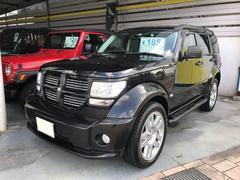 沖縄の中古車 ダッジ ダッジ ナイトロ 車両価格 185万円 リ済込 2008年 4.9万K ブラック