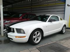 沖縄の中古車 フォード フォード マスタング 車両価格 165万円 リ済込 2007年 3.3万K ホワイト