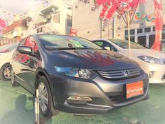沖縄の中古車 ホンダ インサイト 車両価格 59万円 リ済別 平成21年 7.2万K グレーM