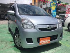 沖縄の中古車 ダイハツ ミラ 車両価格 25万円 リ済込 平成24年 12.2万K シルバー