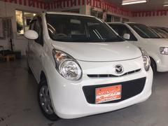 沖縄の中古車 マツダ キャロル 車両価格 25万円 リ済込 平成22年 10.0万K ホワイト