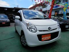 沖縄の中古車 マツダ キャロル 車両価格 25万円 リ済込 平成23年 10.6万K ホワイト