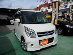 沖縄の中古車 スズキ パレット 車両価格 52万円 リ済込 平成20年 10.0万K パール