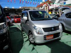 沖縄の中古車 スズキ ワゴンR 車両価格 58万円 リ済込 平成22年 10.0万K シルバー