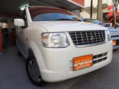 沖縄の中古車 三菱 eKワゴン 車両価格 29万円 リ済込 平成23年 8.9万K ホワイト