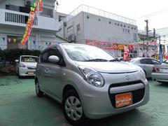 沖縄の中古車 スズキ アルト 車両価格 32万円 リ済込 平成24年 10.0万K シルバー