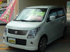 沖縄の中古車 スズキ ワゴンR 車両価格 73万円 リ済別 平成24年 8.0万K パールホワイト
