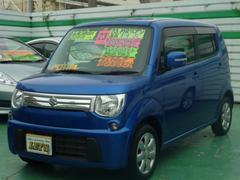 沖縄の中古車 スズキ MRワゴン 車両価格 72万円 リ済別 平成23年 6.0万K ブルーM