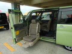 沖縄の中古車 ダイハツ タント 車両価格 73万円 リ済別 平成24年 5.8万K マスカットグリーンメタリック