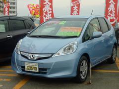 沖縄の中古車 ホンダ フィットハイブリッド 車両価格 79万円 リ済別 平成24年 1.3万K ライトパープルM