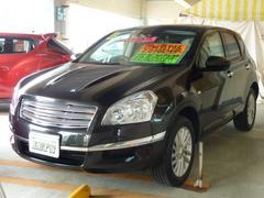 沖縄の中古車 日産 デュアリス 車両価格 95万円 リ済別 平成22年 8.1万K ブラックM