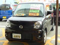 沖縄の中古車 日産 モコ 車両価格 63万円 リ済別 平成25年 7.8万K ブラウンM