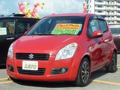 沖縄の中古車 スズキ スプラッシュ 車両価格 45万円 リ済別 平成21年 5.9万K ブライトレッド5