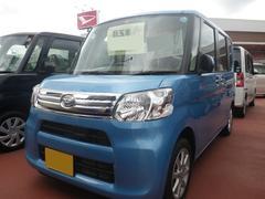 沖縄の中古車 ダイハツ タント 車両価格 138万円 リ済込 平成26年 548K ブルー