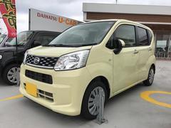 沖縄の中古車 ダイハツ ムーヴ 車両価格 108万円 リ済別 平成27年 0.3万K ライトイエロー