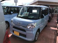 沖縄の中古車 ダイハツ タント 車両価格 121万円 リ済別 平成28年 5K ライトブルー