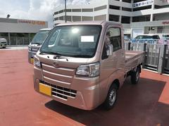 沖縄の中古車 ダイハツ ハイゼットトラック 車両価格 95万円 リ済別 平成28年 9K ピンク