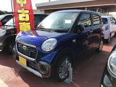 沖縄の中古車 ダイハツ キャスト 車両価格 122万円 リ済別 平成28年 5K ブルー