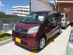 沖縄の中古車 ダイハツ ムーヴ 車両価格 119万円 リ済別 平成27年 997K レッド
