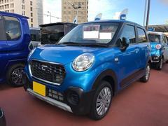 沖縄の中古車 ダイハツ キャスト 車両価格 126万円 リ済別 平成28年 6K ブルー
