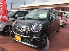 沖縄の中古車 ダイハツ キャスト 車両価格 149万円 リ済別 平成27年 946K ブラック