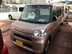 沖縄の中古車 ダイハツ タント 車両価格 130万円 リ済別 平成29年 1.2万K ピンク