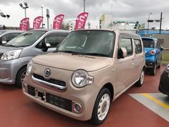 沖縄の中古車 ダイハツ ミラココア 車両価格 112万円 リ済別 平成26年 0.2万K ベージュ