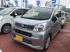 沖縄の中古車 ダイハツ ムーヴ 車両価格 118万円 リ済別 平成28年 1.1万K シルバー