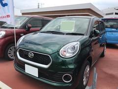 沖縄の中古車 ダイハツ ブーン 車両価格 147万円 リ済別 平成29年 1.6万K グリーンM