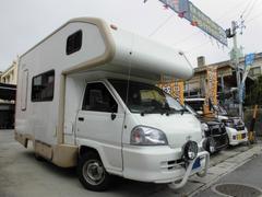 沖縄の中古車 トヨタ タウンエーストラック 車両価格 189万円 リ済込 平成13年 12.6万K ホワイトII