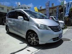 沖縄の中古車 ホンダ フリード 車両価格 45万円 リ済込 平成20年 12.6万K アラバスターシルバーメタリック
