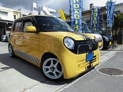 沖縄の中古車 ホンダ N−ONE 車両価格 89万円 リ済込 平成25年 0.8万K プレミアムイエローパールII