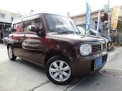 沖縄の中古車 スズキ アルトラパン 車両価格 34万円 リ済込 平成21年 11.3万K マルーンブラウンパール