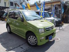 沖縄の中古車 ダイハツ テリオスキッド 車両価格 37万円 リ済込 平成19年 12.4万K リーフグリーン