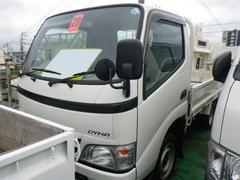 沖縄の中古車 トヨタ ダイナトラック 車両価格 119万円 リ済込 平成20年 13.7万K ホワイト