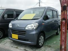 沖縄の中古車 ダイハツ タントエグゼ 車両価格 43万円 リ済込 平成22年 10.8万K ガンM