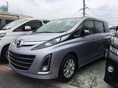 沖縄の中古車 マツダ ビアンテ 車両価格 75万円 リ済込 平成22年 8.0万K ライトグレー