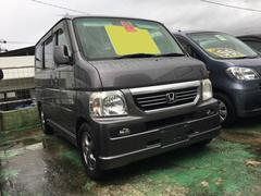 沖縄の中古車 ホンダ バモス 車両価格 39万円 リ済込 平成20後 13.5万K ガンM