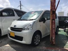 沖縄の中古車 スバル ステラ 車両価格 39万円 リ済込 平成25年 14.1万K パール