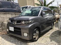 沖縄の中古車 ホンダ ゼストスパーク 車両価格 39万円 リ済込 平成23年 13.1万K ガンM