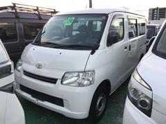 沖縄の中古車 トヨタ タウンエースバン 車両価格 65万円 リ済込 平成24年 9.9万K ホワイト