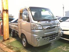 宜野湾市 新栄自動車 トヨタ ピクシストラック エクストラ 4WD グレー 345K 平成29年