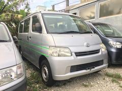 沖縄の中古車 トヨタ タウンエースバン 車両価格 75万円 リ済込 平成23年 9.1万K シルバー